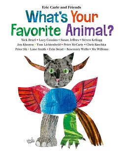 14 Illustrators Contribute Pieces for the 'What's Your Favorite Animal?' Anthology