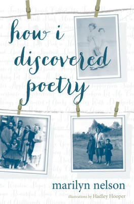 How I Discovered Poetry