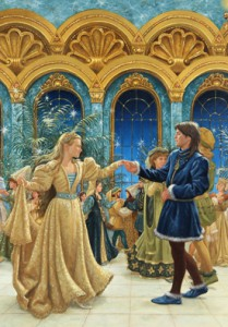 "Norman Rockwell Museum Presents ""Dancing Princesses: The Picture Book Art of Ruth Sanderson"""