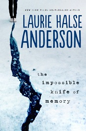 Laurie Halse Anderson on Writing Unresolved Endings