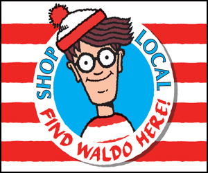 ABA Bookstores: Register Now for Find Waldo Local This Summer