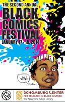 2nd Annual Black Comic Book Festival 2014