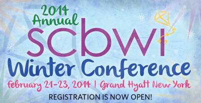 SCBWI Winter Conference–Register Now