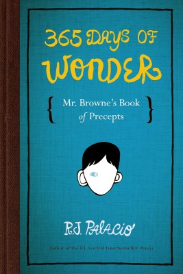 Random House Children's Books Announces August 2014 Publication of '365 Days of Wonder', Companion Book to #1 'New York Times' Bestselling 'Wonder'