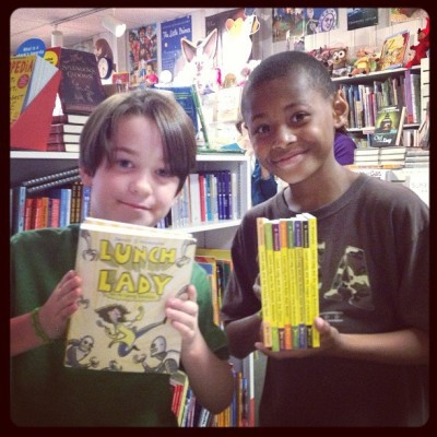 Jarrett J. Krosoczka on How Graphic Novels Can Engage Reluctant Readers