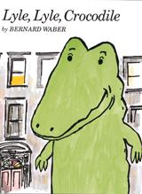 The Eric Carle Museum of Picture Book Art Welcomes Lyle, Lyle, Crocodile and Friends: The Art of Bernard Waber