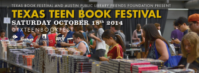 The Austin Teen Book Festival Becomes the Texas Teen Book Festival