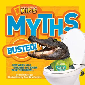 National Geographic Kids: Myth Busted