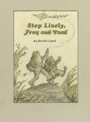 Frog and Toad and the World of Arnold Lobel at the Contemporary Jewish Museum