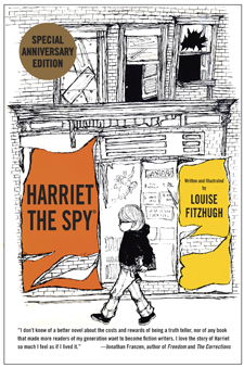 The Forbes Galleries and Carle Museum Will Host 'Harriet the Spy Turns Fifty'