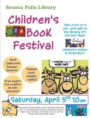 Seneca Falls Children's Book Festival