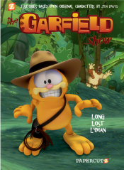 The Garfield Show #3: Long Lost Lyman