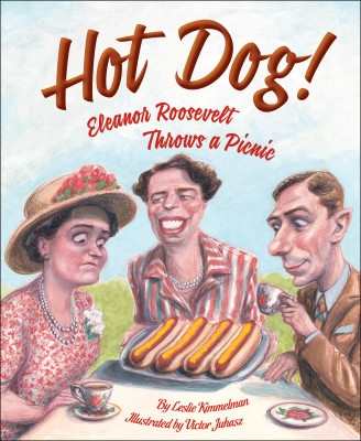 Hot Dog!  Eleanor