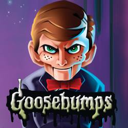 Jack Black Stars In Goosebumps Directed By Rob Letterman Also Starring Dylan Minnette And Odeya Rush