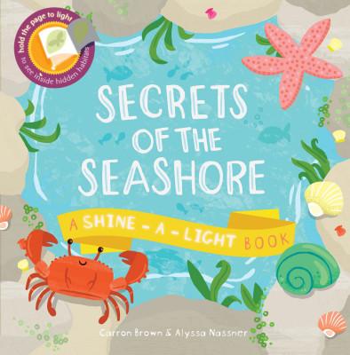 Secrets of the Seashore, A Shine-a-Light Book