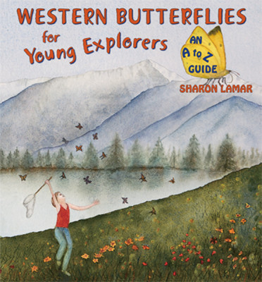 Western Butterflies for Young