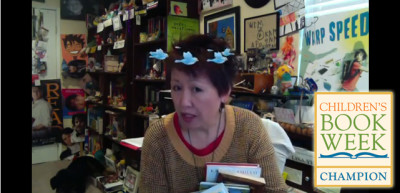 Author Lisa Yee Shares an Important, Super Serious Message About Children's Book Week…What Birds?