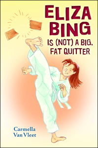 Eliza Bing is (NOT) a Big, Fat, Quitter