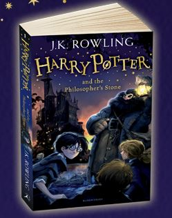 Jonny Duddle Creates New Covers For the UK Edition of the 'Harry Potter' Series
