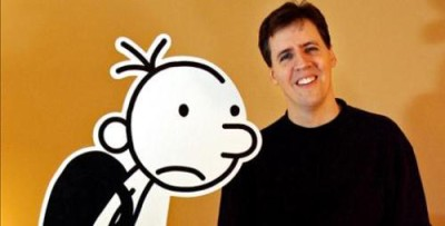 Jeff Kinney Talks About His Creative Process