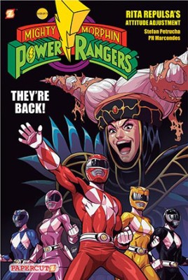 Mighty Morphin Power Rangers #1: Rita Repulsa's Attitude Adjustment