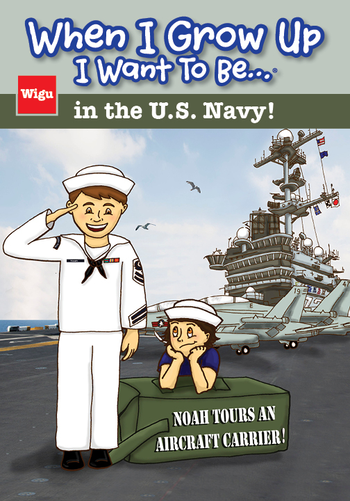 When I Grow Up I Want To Be…in the U.S. Navy!