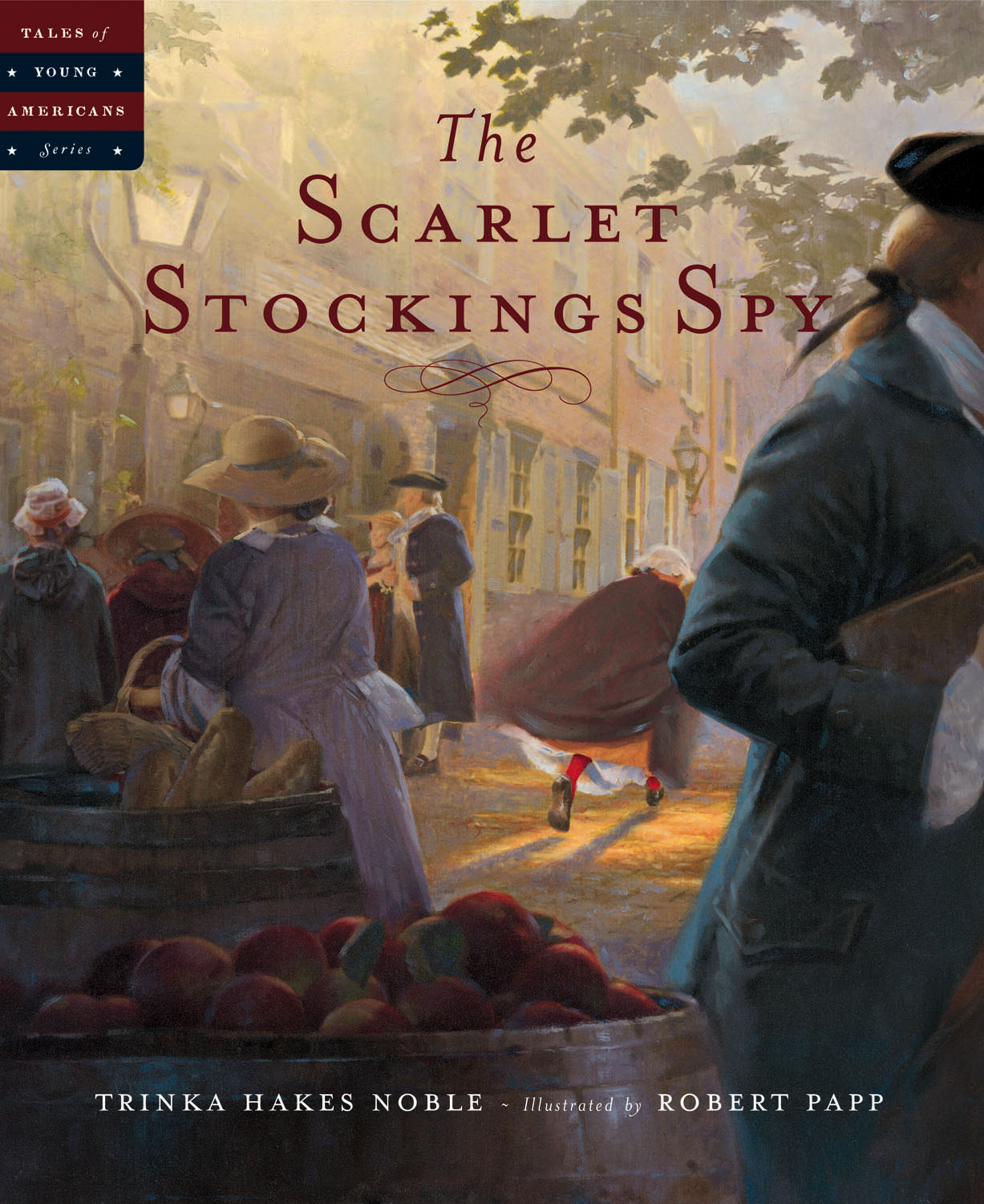 The Scarlet Stockings Spy