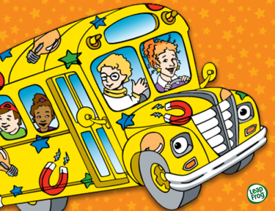 Scholastic Media's The Magic School Bus Continues Legacy with The Magic School Bus 360°, A New Netflix Original Series for Kids