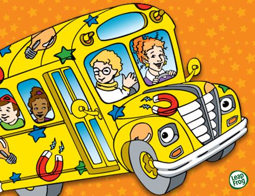 Magic School Bus Png Magic School Bus Continues