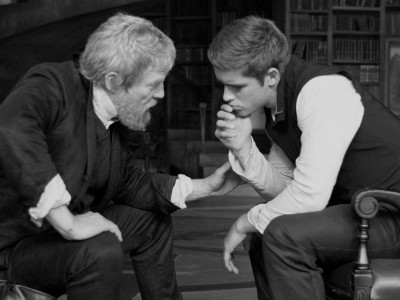New Trailer for 'The Giver' Released — This Time With Black and White