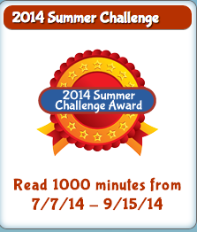 Bookopolis Launches 1,000 Minute Summer-Reading Challenge