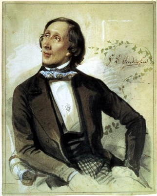 Hans Christian Andersen: Not-Your-Fairy-Tale Houseguest