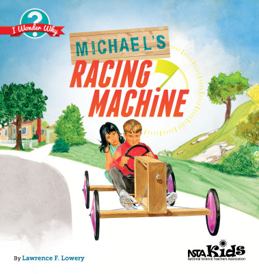 Michael's Racing Machine: I Wonder Why
