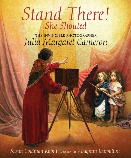 Stand There! She Shouted: The Invincible Photographer Julia Margaret Cameron