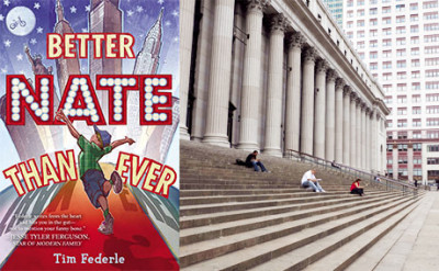 Kid Lit City: A New York Itinerary