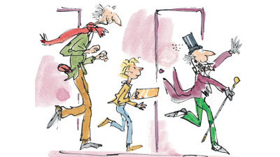 'The Guardian' Unveils An Unpublished Chapter From 'Charlie & The Chocolate Factory'
