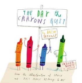 'The Day the Crayons Quit' Movie is Coming!