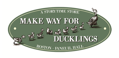 A Make Way for Ducklings Store Will Open in Boston