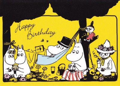 A Moomin Storytime