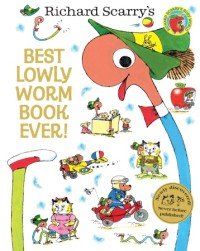 Random House Children's Books to Publish the 'Best Lowly Worm Book Ever!'