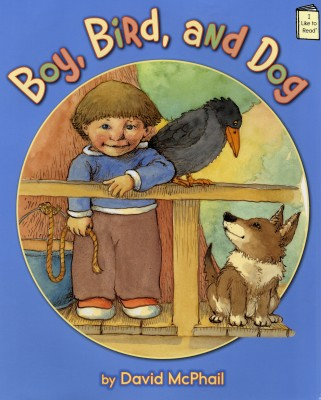 Boy, Bird & Dog: An I Like to Read® book