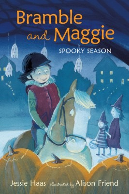 Bramble and Maggie: Spooky Season