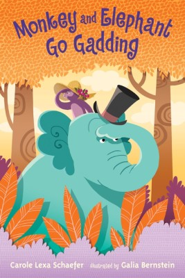 Monkey and Elephant Go Gadding