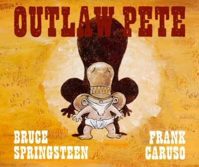 Bruce Springsteen & Frank Caruso Collaborate On a Picture Book