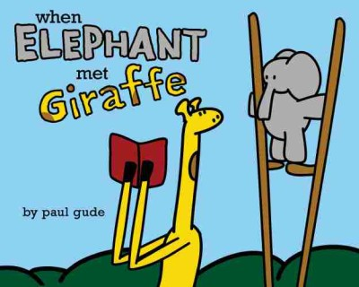 When Elephant Met Giraffe