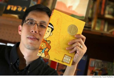 Gene Luen Yang to Write an Educational Graphic Novel For Kids