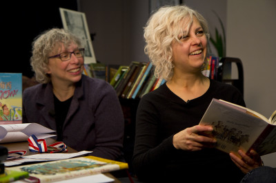 Kate DiCamillo and Lisa Von Drasek on the Joys of Reading Aloud