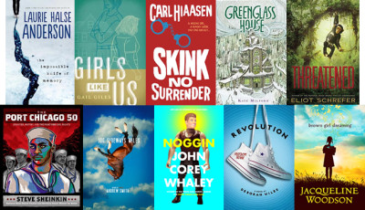 2014 National Book Awards Longlist for Young People's Literature is Revealed
