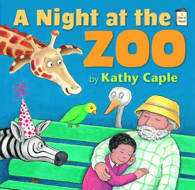 A Night at the Zoo: An I Like to Read® book