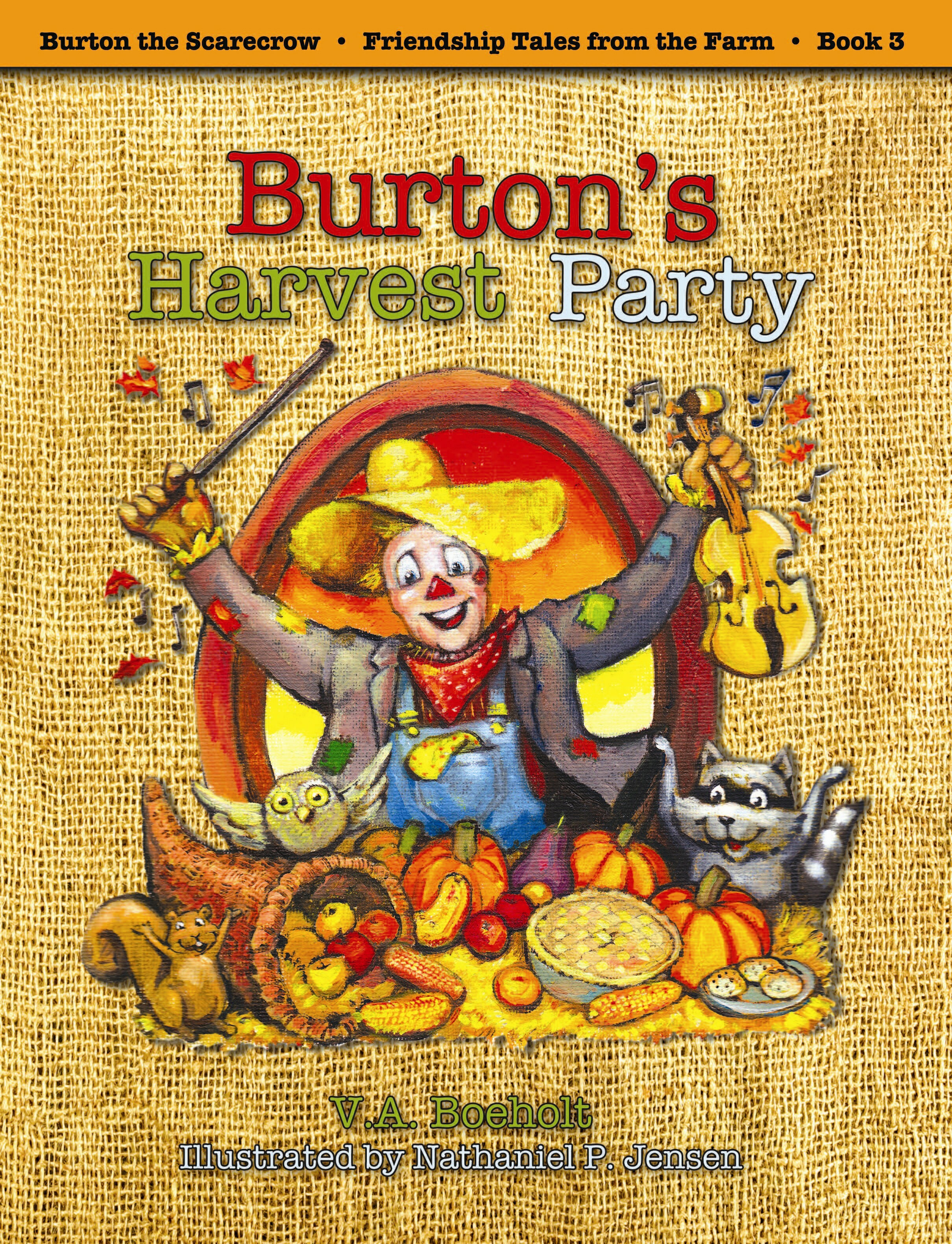Burton's Harvest Party